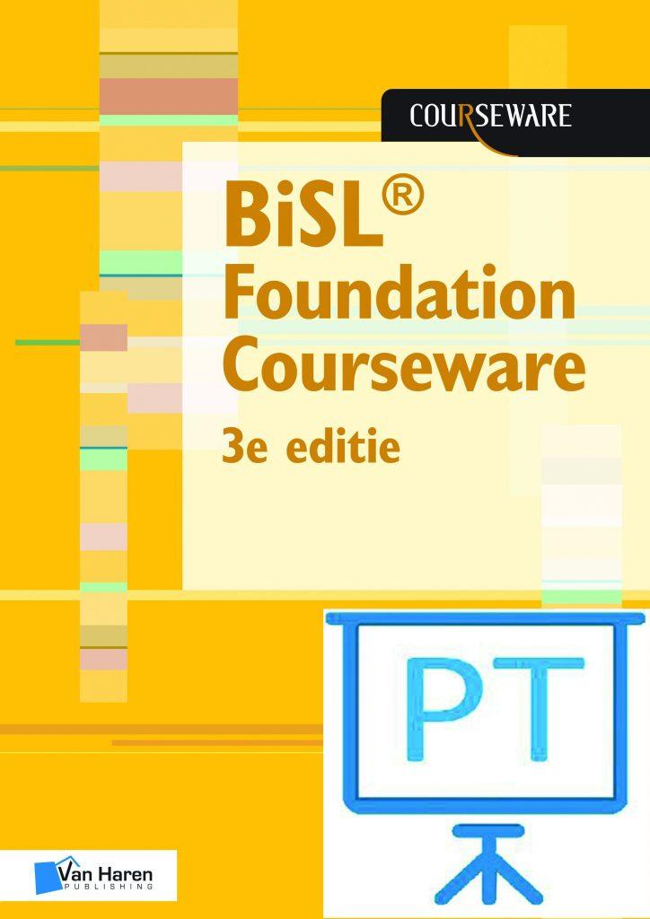 Cover BiSL1 versie 3 courseware